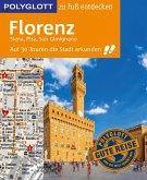 POLYGLOTT Reiseführer Florenz zu Fuß entdecken (eBook, ePUB)