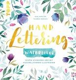 Handlettering Watercolor (eBook, PDF)