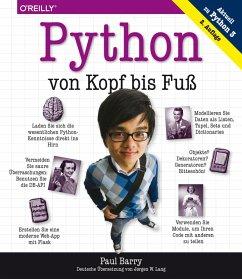 Python von Kopf bis Fuß (eBook, ePUB) - Barry, Paul