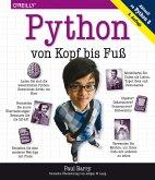 Python von Kopf bis Fuß (eBook, PDF)