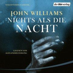 Nichts als die Nacht (MP3-Download) - Williams, John