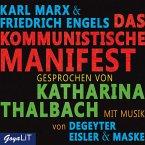 Das kommunistische Manifest (MP3-Download)