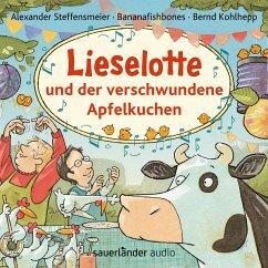 Lieselotte und der verschwundene Apfelkuchen (U...