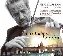 Un Italiano A Londra-Violinkonzerte - Carmignola/Doni/Accademia Dell'Annunciata