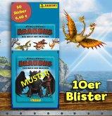 Dragons - Das Buch Der Drachen - Blister mit 10 Tüten
