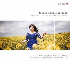 Klavierkonzerte Bwv 1052-1054 - Nosrati,Schaghajegh/Deutsch.Kammerorchester Berlin