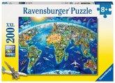 Große, weite Welt (Kinderpuzzle)