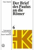 Der Brief des Paulus an die Römer (eBook, PDF)