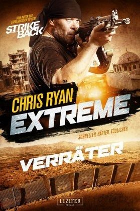 Verräter / Extreme Bd.2 - Ryan, Chris
