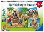Abenteuer auf hoher See (Kinderpuzzle)
