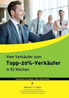 Vom Verkäufer zum Topp-20%-Verkäufer (eBook, ePUB)