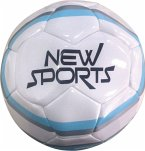 New Sports Fußball Attack,Gr.5,PVC,unaufgebl.