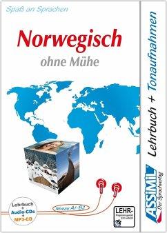 ASSiMiL Norwegisch ohne Mühe - Audio-Plus-Sprachkurs - Niveau A1-B2