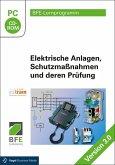 Elektrische Anlagen, Schutzmaßnahmen und deren Prüfung, Version 3.0, 1 CD-ROM