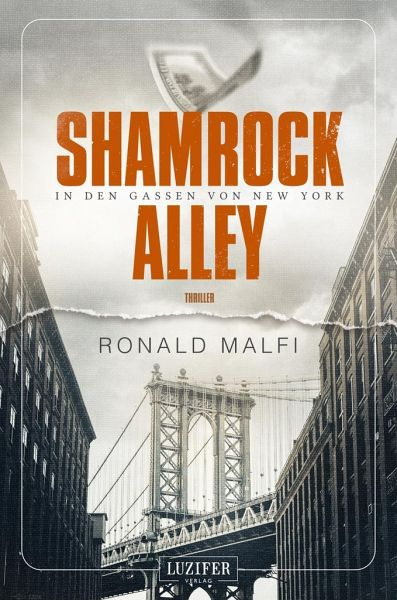Shamrock Alley - In den Gassen von New York - Malfi, Ronald