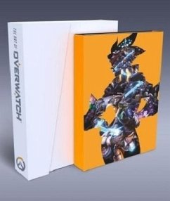 Art Of Overwatch, The: Limited Edition - Blizzard Entertainment