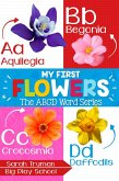 My First Flowers - The ABCD Word Series (eBook, ePUB)
