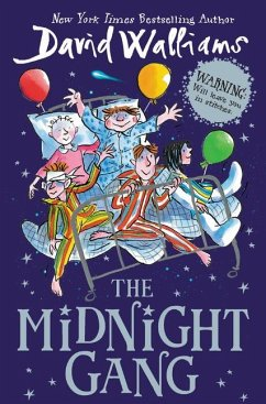 The Midnight Gang - Walliams, David