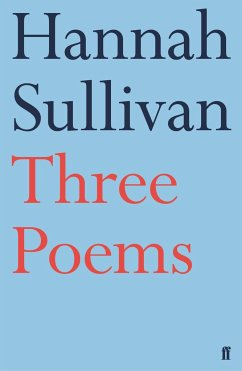 Three Poems - Sullivan, Hannah