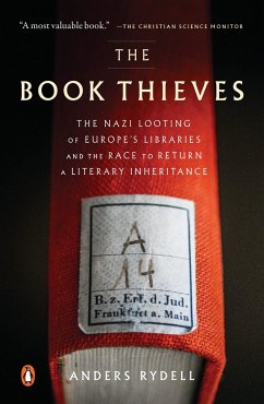 The Book Thieves - Rydell, Anders