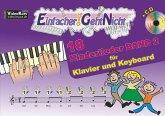 Einfacher!-Geht-Nicht: 18 Kinderlieder, für Klavier und Keyboard, mit Audio-CD