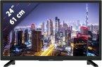 Grundig 24 GHB 5700 schwarz 61 cm (24 Zoll) Fernseher (HD ready, DVB-T2/ DVB-S2/ DVB-C)