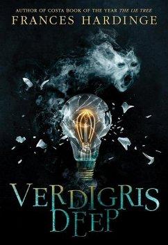 Verdigris Deep - Hardinge, Frances