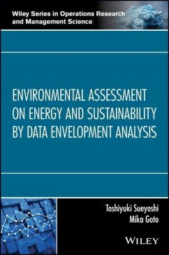Environmental Assessment on Energy and Sustaina...