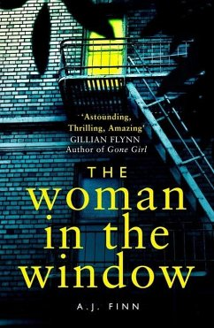 The Woman in the Window - Finn, A. J.