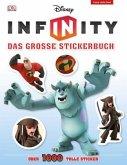 Disney Infinity - Das große Stickerbuch (Mängelexemplar)