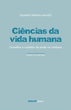 Ciências da vida humana (eBook, ePUB)