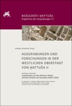 Ausgrabungen und Forschungen in der westlichen ...