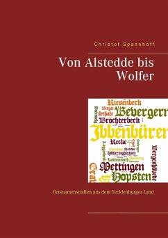 Von Alstedde bis Wolfer (eBook, ePUB)