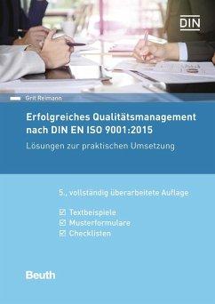 Erfolgreiches Qualitätsmanagement nach DIN EN I...