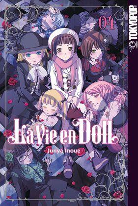 Buch-Reihe La Vie en Doll