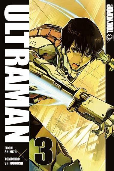 Buch-Reihe Ultraman