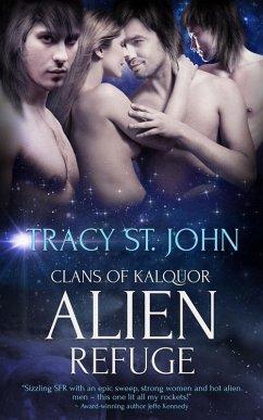 Alien Refuge (eBook, ePUB)