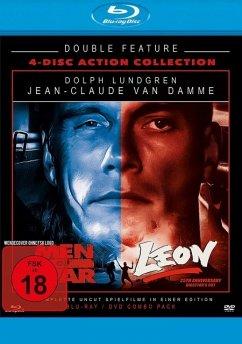 Leon + Men of War - Double Feature Combo Pack