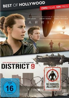 Arrival / District 9 - Best of Hollywood - 2 Disc DVD