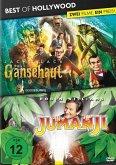 Gänsehaut / Jumanji - Best of Hollywood - 2 Disc DVD