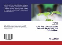 TGAC And GT Cis-elements: Genomic Distribution And Role In Plants