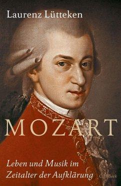 Mozart (eBook, ePUB) - Lütteken, Laurenz