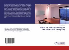 Labor as a Shareholding in the Joint-Stock Company