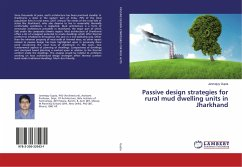 Passive design strategies for rural mud dwelling units in Jharkhand