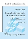 Deutsche Grammatik in kleinen Schritten