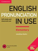 English Pronunciation in Use. Elementary. Book with answers and downloadable audio