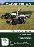 Ackervision - Grünfutter auf Achse. Vol.2, 1 DVD