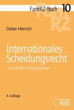 Internationales Scheidungsrecht