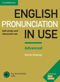 English Pronunciation in Use. Advanced. Book with answers and downloadable audio