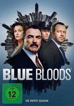 Blue Bloods - Die vierte Season (6 Discs) - Selleck,Tom/Moynahan,Bridget/Wahlberg,Donnie